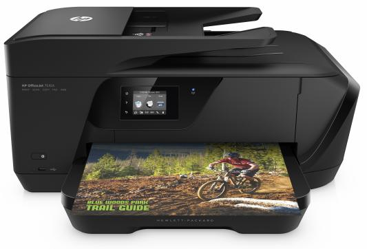 МФУ HP Officejet 7510 G3J47A цветное A3 29ppm 4800x1200 dpi Ethernet USB Wi-Fi