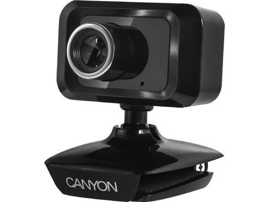 Веб-Камера Canyon CNE-CWC1 черный веб камера canyon cne cwc2 черный серебристый