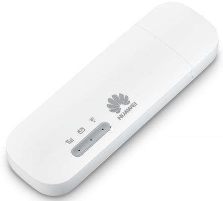лучшая цена Модем 4G Huawei E8372 белый