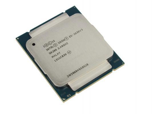 Процессор Lenovo Xeon E5-2630v3 2.4GHz 20Mb 8C 85W 00FK643