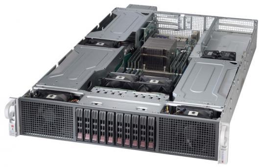 Сервер Supermicro SYS-2028GR-TR виртуальный сервер
