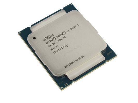 Процессор Lenovo Xeon E5-2630v3 2.4GHz 20Mb 8C 85W 00KA068