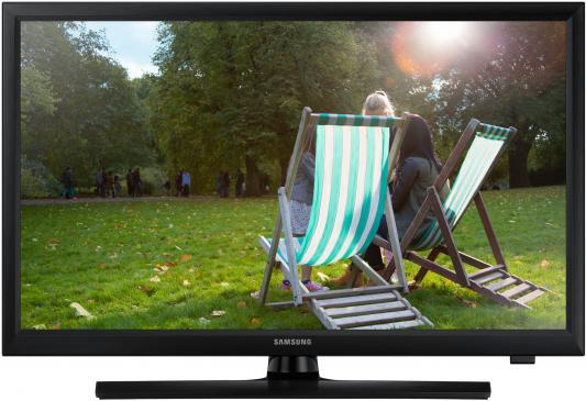 Телевизор Samsung LT24Е310EX черный телевизор samsung ue40j5200au