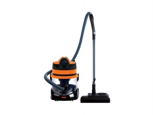 Пылесос MIE Ecologico Special без мешка сухая уборка 1000Вт черно-оранжевый 380721 цены онлайн