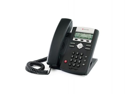 ������� IP Polycom SoundPoint IP 331 2 ����� ������ 2200-12365-025