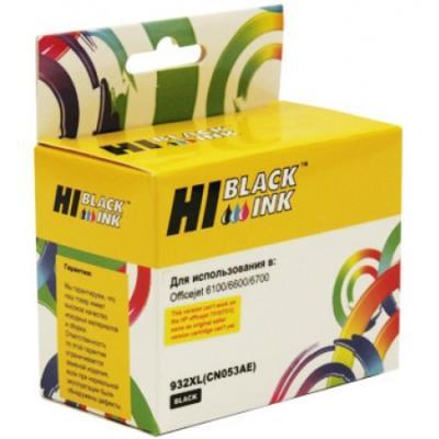 Картридж Hi-Black CN053AE для HP OJ 6100/6600/6700 черный картридж hi black ml 1610d3 9600105201