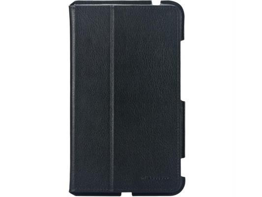 купить Чехол IT BAGGAGE для планшета Sony Xperia Tablet Z3 Copmpact пластик искусственная кожа черный ITSYZ302-1 недорого