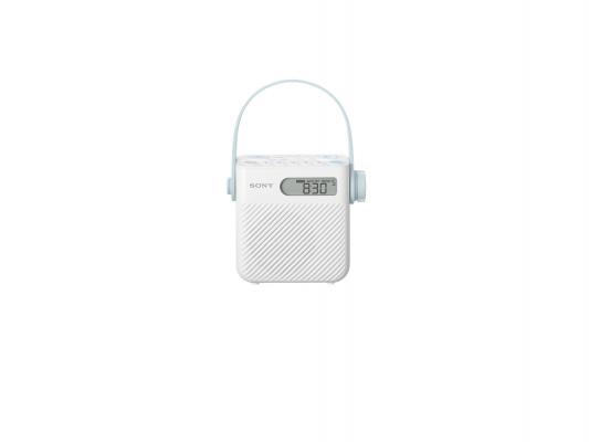 Радиоприемник Sony ICF-S80 белый