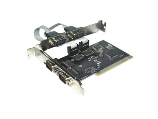 Контроллер PCI Orient XWT-PS054V2 4xCOM OEM