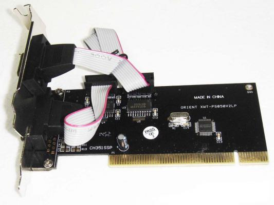 Контроллер PCI Orient XWT-PS050V2LP