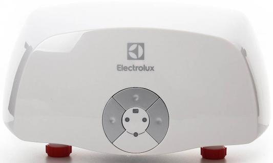 Водонагреватель проточный Electrolux Smartfix 2.0 6.5 TS 6500 Вт 3,7 л кран+душ electrolux smartfix 3 5 ts