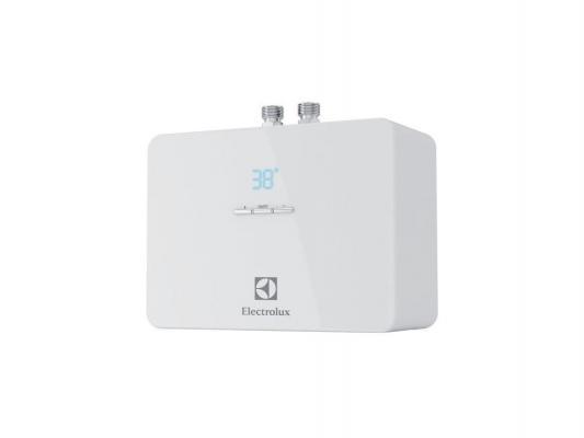 Водонагреватель проточный Electrolux NPX6 Aquatronic Digital белый водонагреватель проточный electrolux npx 12 18 sensomatic pro