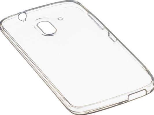 Чехол силикон iBox Crystal для HTC Desire 816 (прозрачный) аксессуар чехол для htc desire 626 626g dual sim 626g dual sim 628 ibox crystal transparent