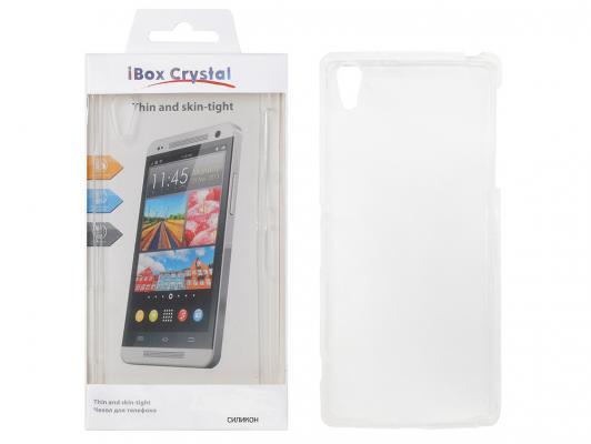 Чехол силикон iBox Crystal для HTC Desire 516/316 (прозрачный) аксессуар чехол для htc desire 626 626g dual sim 626g dual sim 628 ibox crystal transparent