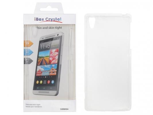 Чехол силикон iBox Crystal для HTC Desire 320 (прозрачный) аксессуар чехол для htc desire 626 626g dual sim 626g dual sim 628 ibox crystal transparent