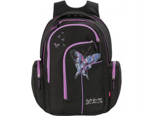 Рюкзак 4YOU Move Бабочка 28 л черный 141900-726 цены