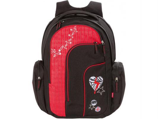 Рюкзак 4YOU Move Дикие девчонки 28 л черный 141900-728 рюкзак детский 4you 4you рюкзак flow дикие девчонки