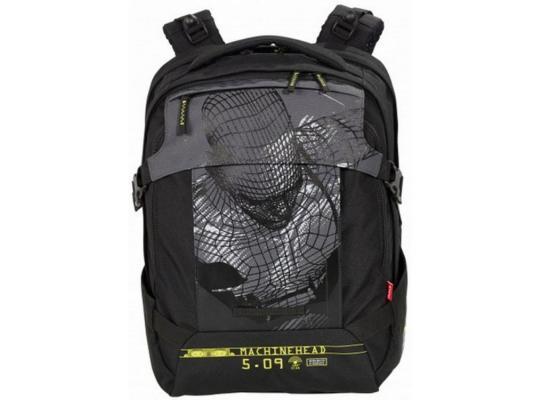 Рюкзак 4YOU Tight Fit Робот 26 л черный 117000-443 continent cc 017 сумка для ноутбука 17
