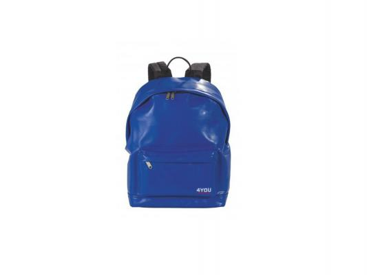 Рюкзак 4YOU Daypack 17 л синий 142003-805 цена и фото