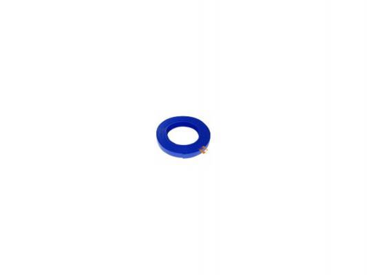Рулон липучки Hyperline WASR-5x25-BL 5мх25мм синий стойка 19 hyperline orv1 37 ral9005