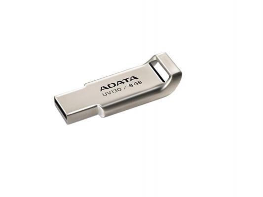 Флешка USB 8Gb A-Data UV130 USB2.0 AUV130-8G-RGD золотистый disney микки usb флешка 8g