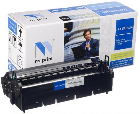 Фотобарабан NV-Print KX-FAD93A для Panasonic KKX-MB263RU/283RU/783RU/763RU/773RU 6000стр ибей ru интернет магазин рыболовную прикормку sensas