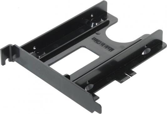 Переходник для HDD Espada EAC325-1S 2.5 SATA/SSD на заднюю панель ПК переходник espada eac325 1s для жестких дисков sata и ssd 2 5 мет черн