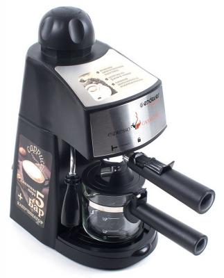 Кофеварка ENDEVER Costa-1050 черно-серебристый