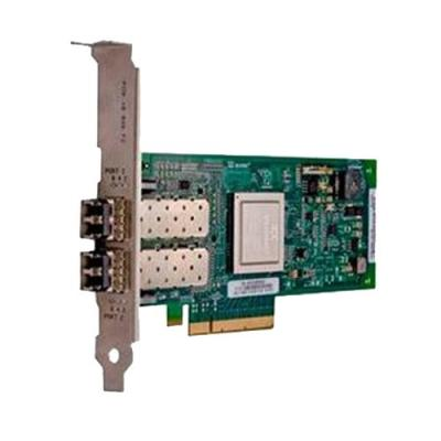 Контроллер Dell NIC QLogic 2662 Dual Port 16Gb Fibre Channel HBA Full Height 406-BBBB адаптер dell qlogic 2562 dual port 8gb fibre channel hba pci e x8 full profile kit 406 bbek mfp5