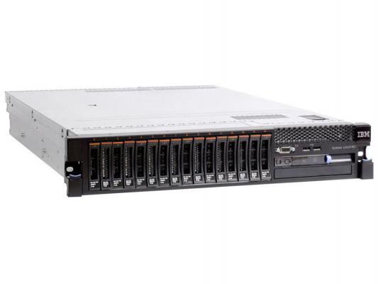 Сервер IBM TopSeller x3650 E5-2620v3 8Gb 2x550Вт 5462E3G
