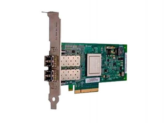 Контроллер Dell NIC QLogic 2662 Dual Port 16Gb Fibre Channel HBA Low Profile 406-BBBH контроллер dell nic qlogic 2662 dual port 16gb fibre channel hba low profile 406 bbbh