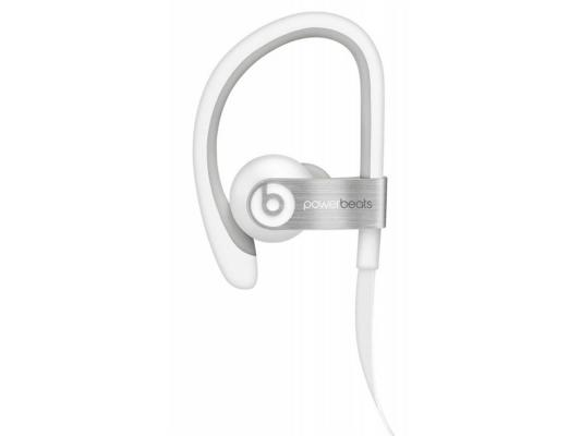 Наушники Apple Beats Powerbeats2 In-Ear Headphones белый MHAA2ZM/A наушники apple beats solo2 on ear headphones серебристый mh982zm a