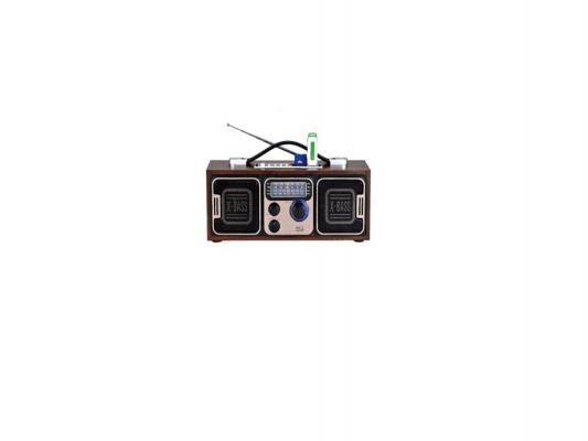 Радиоприемник Сигнал БЗРП РП-308 темное дерево 7532