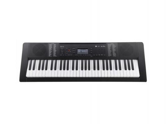 Синтезатор Rolsen RKB6102 61 клавиша USB черный