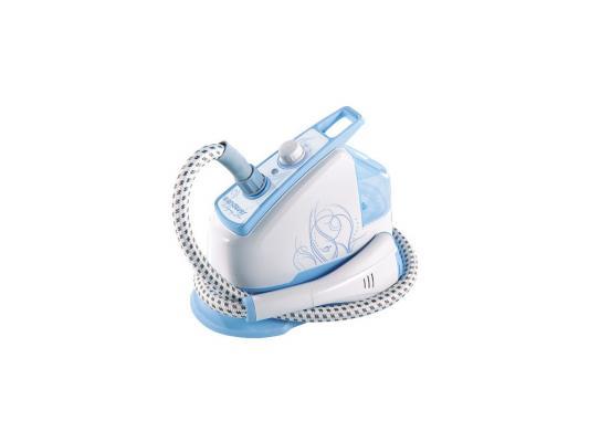 Отпариватель Endever Odyssey Q-405 1500Вт 0.6л бело-голубой