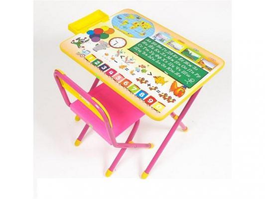 Набор мебели N1 Глобус розовый ДЭМИ ССД.02-Г