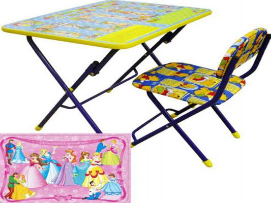 Комплект стол+стул Ника Маленькая Принцесса