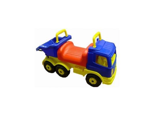 Каталка-машинка Полесье Самосвал Премиум 2 разноцветный от 1 года пластик 6614