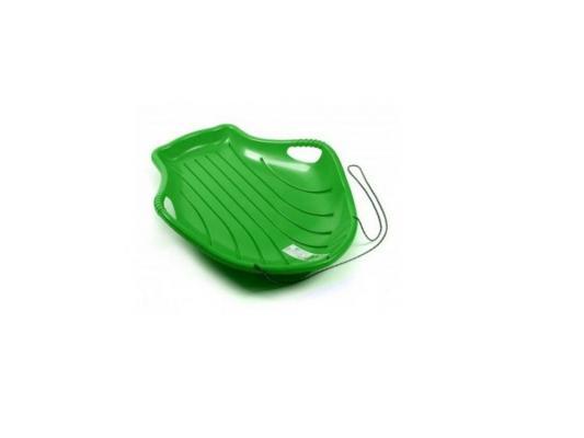Санки Пластик Снежный скат до 50 кг разноцветный пластик Пл-С 100 в ассортименте