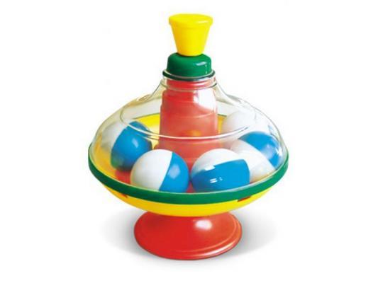 Юла с шариками  Стеллар 01319 развивающие игрушки стеллар юла с шариками