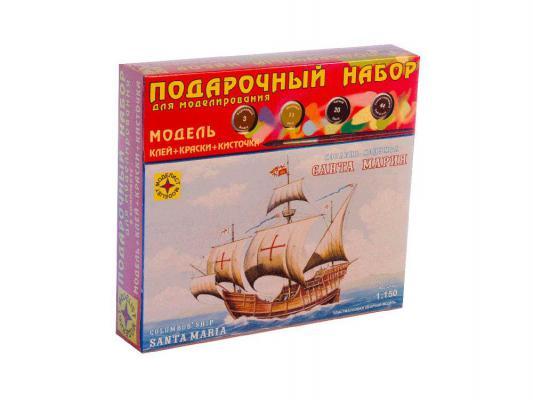 Корабль Моделист Санта-Мария, Колумба 1:150 115002
