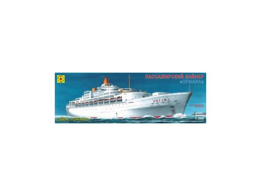 Корабль Моделист Ориана с микроэлектродвигателем 1:500 150021