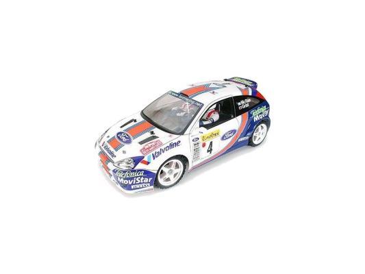 Автомобиль Моделист Форд Фокус WRC 1:43 разноцветный ПН604312 подарочный набор