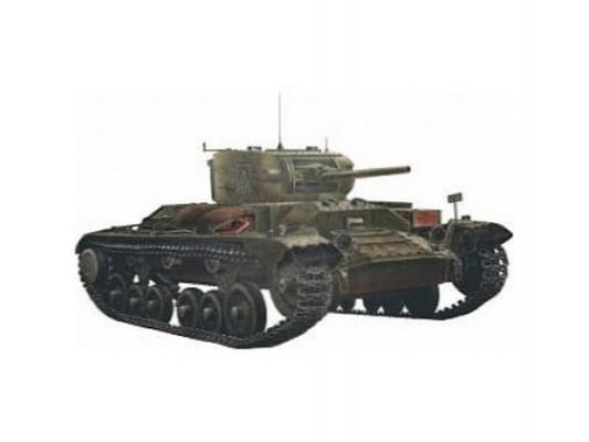 Купить Танк Моделист Валентайн IV 1:35 303542, н/д, Военная техника