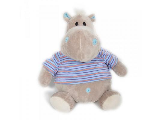Мягкая игрушка бегемотик ОРАНЖ Жорик плюш синтепон серый 10 см МC1983/10 4moms электронное mamaroo 3 0 серый плюш