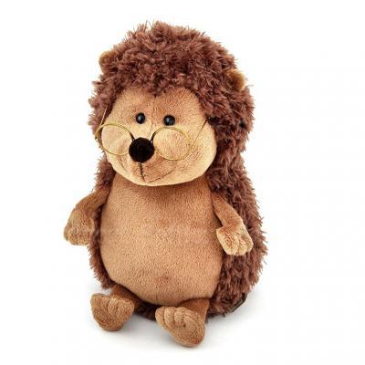 Мягкая игрушка ежик ORANGE OS065/20F искусственный мех коричневый 23 см 6938802868372