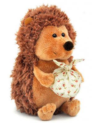Купить Мягкая игрушка ежик Orange OS065/15В 15 см коричневый искусственный мех, Животные
