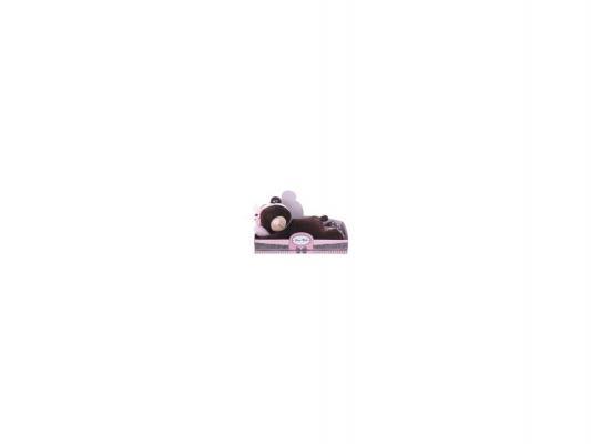 Мягкая игрушка медведь ОРАНЖ Milk текстиль коричневый 30 см М001/30