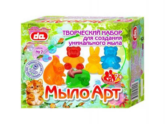 Купить Набор для изготовления мыла Дети Арт Зверушки от 7 лет да10008