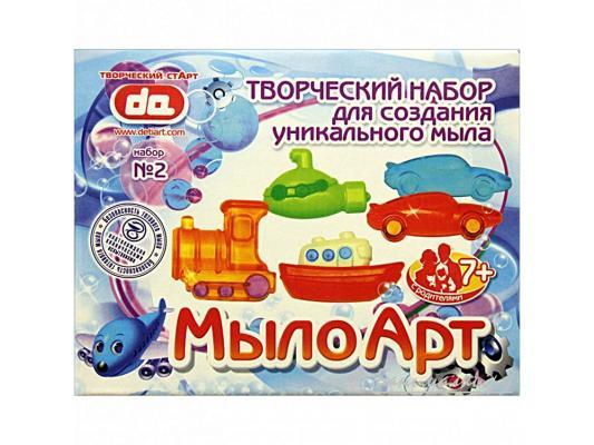 Набор для изготовления мыла Дети Арт Транспорт от 7 лет да10002